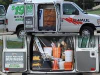 U Haul Moving Truck Rental In Denton TX At Teasley Lane Self Storage