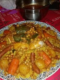 cuisine cookeo couscous avec legumes frais recettes cookeo