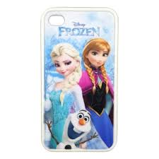 Your WDW Store Disney iPhone 5 Case Frozen Anna Elsa and Olaf