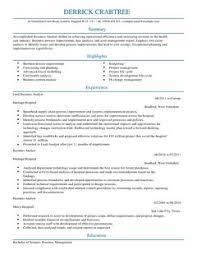 Business CV Templates
