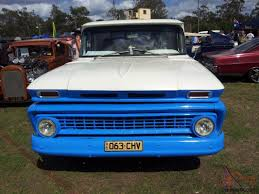 100 1963 Chevrolet Truck Stepside Pickup UTE NOT Ford GMC In QLD