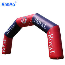 Halloween Inflatable Archway Tunnel by Online Buy Wholesale Inflatable Gate From China Inflatable Gate