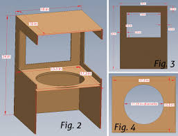 Mesa Boogie Cabinet Dimensions by Diy Build Your Own Rotary Speaker Premier Guitar