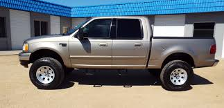 2003 Ford F-150 Lariat Lifted Custom Rims MP3 PR1221 - Car And Truck ... Preowned 2016 Ford F150 Xlt Supercrew Lift Truck Used For Sale Phoenix Az Lifted Trucks Wwwtopsimagescom 1012 Inch Suspension Kit 52018 6inch For Pickup Rough 4x4 2018 Radx Stage 2 Silver Custom Rad Rides Country In Strut W Rear Shocks 50004 09 Gigantor Fx4 Anyone Forum Community Of Zone Off Road 6 Fuel Avenger 2015 Show Customized By Specialty Forged Real Bds Spensionradius Arm Upgrades F250 Collection Of
