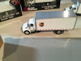 1/64 DCP Custom White International UPS Delivery Box Truck With Rear ... Custom 164 Ertl Dodge Ram 2nd Gen 2500 4x4 Pickup Truck Farm Dcp Dcp 32995 Girton Peterbilt 379 W63 Flat Top Sleeper Has Been Red Kenworth T680 76 High Roof With Utility Trucks Toy National Llc Duluth Ga Rays Photos Mini Chrome Shop Nomax Scale Customs Home Facebook Custom Single Axle Kw Cattle Trairplease Read Scale Kenworth K100 Review And Comparison Youtube Peterbilt Farmin Presents Toys Moretm 1 64 Dcp Pinterest Models Semi And So Many Trucks Little Time