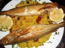 cuisiner merlan recette de merlan au riz