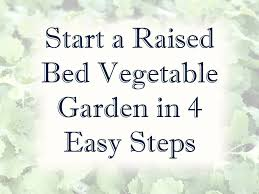Raised Bed Soil Calculator by How To Start A Raised Bed Vegetable Garden In 4 Easy Steps From