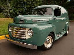 1950 Ford Panel Truck For Sale | ClassicCars.com | CC-1109433 Milk Mans 1956 Ford Panel Van Cool Amazing 1950 Other Van 72018 Check F1 Truck Review Rolling The Og Fseries Motor Trend Jeff Davis Built This Super Pickup In His Home Shop Fordpaneltruck Gallery Chevy Panel Trucks A Gmc Truck And 5 F100 Gateway Classic Cars Chicago 698 Youtube Restored Original Restorable Trucks For Sale 194355 Chevrolet Chevy 1949 1951 1952 49 50 51 52 Panal Air Cditioning Ac Systems Oem Wikipedia 1953 Fr100 Cammer Side Angle 1280x960 Wallpaper