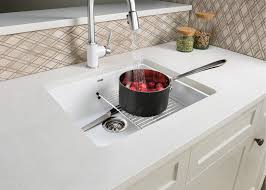 Blanco Sink Protector Stainless Steel by Blanco Introduces Innovative Multi Purpose Floating Grids U2013 The