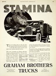 1928 Ad Graham Brothers Trucks Vehicle Car Automobile Dodge ...