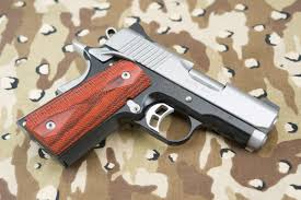 Kimber s new baby 1911 The Micro Carry