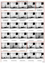 Vinyasa Krama Yoga Practice Blog