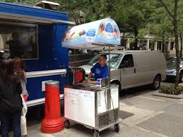 Pago Frozen Yogurt Cart | Midtown Lunch - Finding Lunch In The ... Pink In The City Saturday Yogo Frozen Yogurt Truck New York April 24 2016 Ice Stock Photo 4105922 Shutterstock Menchies Food Menchiestruck Twitter Big Gay Cream Inquiring Minds Captain America Yogurtystruck Yogurtys Froyo Forever Wrapvehiclescom Street Bike Mieten Stuttgart Eis Softeis Come See Us At Mudbug Madness Today We Are Here Until 11 Hitch A Ride To Heaven Texas State Multimedia Journalism