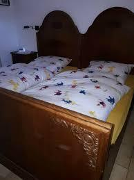 antikes schlafzimmer ende 19 jahrhundert