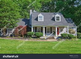 100 Www.home And Garden Panoramic View Beautiful House On Stock Photo Edit