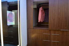 100 Closet Tech The Virginia FutureHAUS Bedroom Was On Display At KBIS
