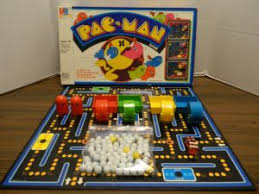 Pac Man Board Game 1980 Review