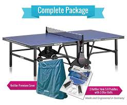 Kettler Outdoor Furniture Covers by Kettler Champ 5 0 Outdoor Table Tennis Table Review