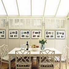 Conservatory Dining Ideas
