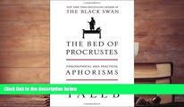the bed of procrustes the bed of procrustes philosophical and practical