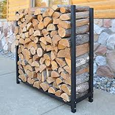 Amazon The Forever Firewood Rack