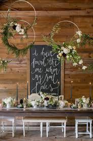 Wooden Rustic Wedding Table Decor Ideas