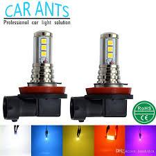led osram 30w 1400lm fog lights h8 h9 h11 h16jp 12v 24v auto parts
