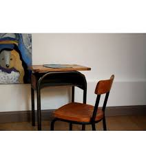 bureau annee 50 bureau scolaire chaise vintage enfants école ées 50 60 la