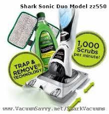 shark sonic duo compare zz500 vs zz550 shark vacuums
