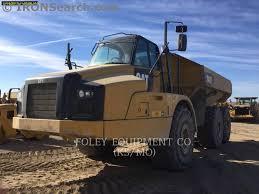 2015 Caterpillar 740B Articulated Truck For Sale In WICHITA, KS ...