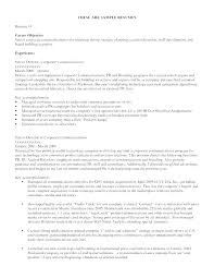 Resume Examples For Highschool Students In Word Activities Samples And Interests Of Objectives Objective Sample
