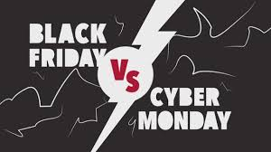 Black Friday And Cyber Monday Black Friday Vs Cyber Monday Personal Finance