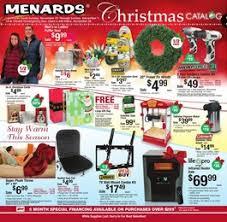 Menards Christmas Tree Bag by Menards Ad November 23 December 7 2014 Christmas Catalog