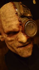 Halloween Half Mask Ideas by 26 Best Cfx Silicone Masks Images On Pinterest Silicone Masks