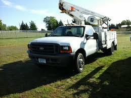 100 Ford Bucket Truck Lot 00 F450 Proxibid Auctions