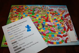 Candy Land Rules Pictures To Pin On Pinterest