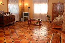 appealing rustic floor tile 83 rustic terracotta kitchen floor