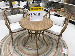 Patio Set Clearance, As Low As $89.98 At Target! - The Krazy ... Patio Set Clearance As Low 8998 At Target The Krazy Table Cushions Cover Chairs Costco Sunbrella And 12 Japanese Coffee Tables For Sale Pics Amusing Piece Cast Alinum Ding Pertaing Best Hexagon Sets Zef Jam Patio Chairs Clearance Oxpriceco For Fniture Magnificent Room Square Rectangular Wicker Teak Outdoor Surprising South Wonderf Rep Small Dectable Round Eva Home Contemporary Ideas
