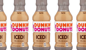 Dunkin Adds Cookies Cream To Bottled Iced Coffee Lineup