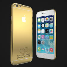 Amosu 24 carat Gold iPhone 6 available for pre order House Mo