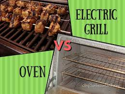 Patio Bistro 240 Electric Grill by Electric Grill Vs Oven What You Need To Know Bbq Grill