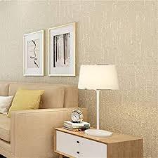 giow tapete vlies modern minimalist plain farbe schlamm