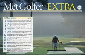 Pumpkin Ridge Golf Course Scorecard by Met Golfer Extra Story Archives Metropolitan Golf Association