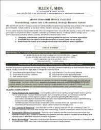 Accounting Resume Example Page 1