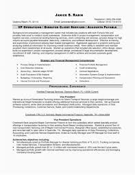 Inspirational Entry Level Project Manager Resume Mercial Finance Sample Of Management Jobs In Nashville