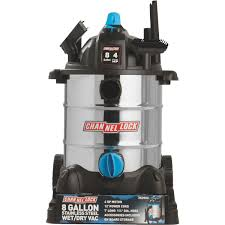 Scraping Popcorn Ceiling With Shop Vac by Channellock 8 Gal Stainless Steel Wet Dry Vacuum Vs810wd Cl