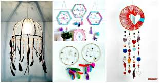 33 DIY Dreamcatcher Ideas With Step By Patterns