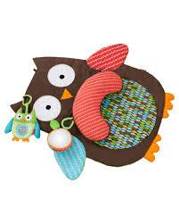 Cute Owl Car Floor Mats by Treetop Friends Tummytime Baby Mat Skiphop Com