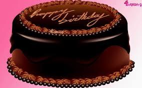 happy birthday chocolate cake 3 cake birthday