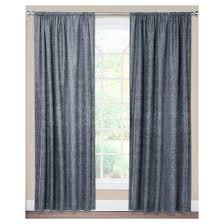 96 Curtain Panels Target siscovers pacific denim curtain panel pacific denim 52